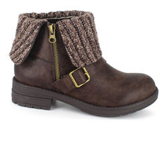 Women's Unionbay Engineer Sweater Cuff Boots