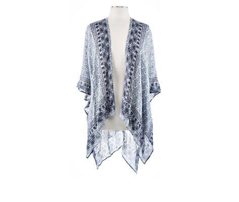 Collection 18 Medallion Kimono