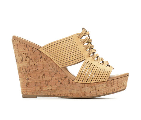 Women's Soda Rafael Wedge Sandals