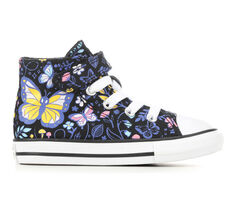 Girls' Converse Infant & Toddler CTAS Butterfly Fun Hi Sneakers