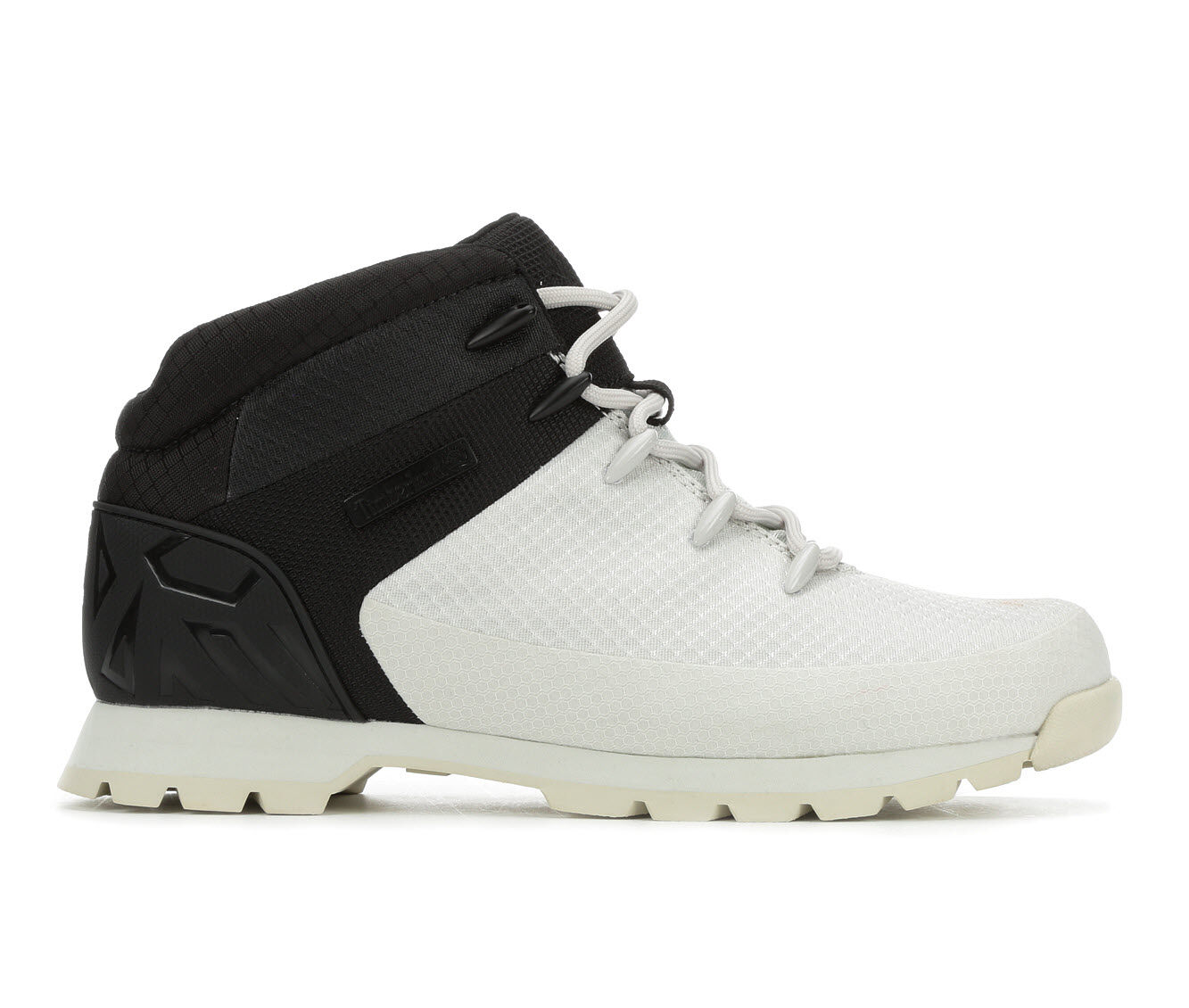 Men's Timberland Euro Sprint Hiker Boots White/Black