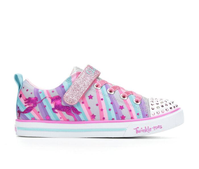 Girls' Skechers Little Kid & Big Kid Sparkle Lite Sneakers