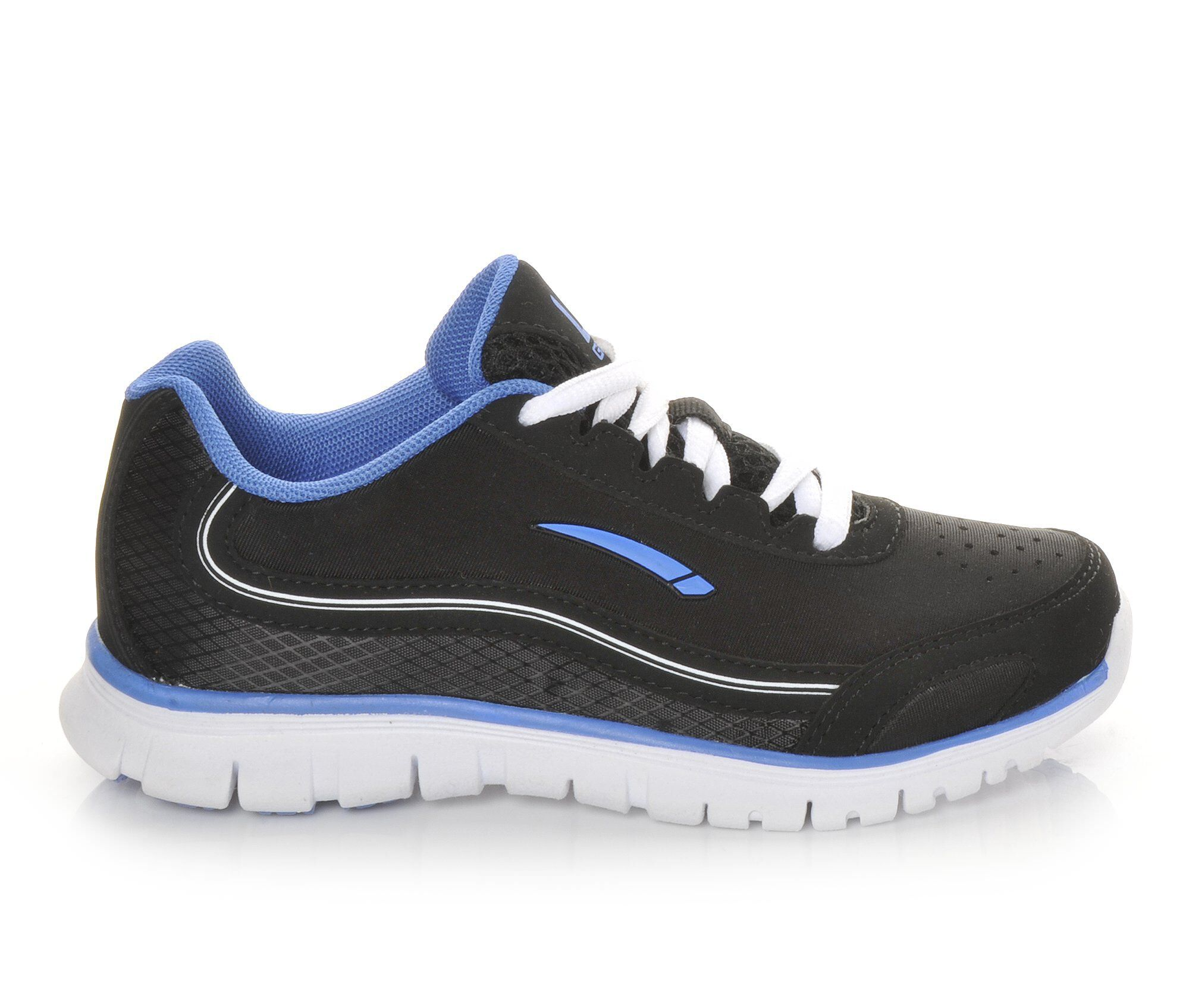 Images Boys LA Gear Oust 1056 Running Shoes