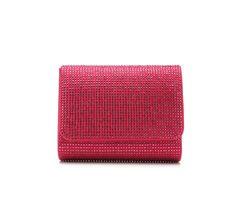 Vanessa Small Rock Candy Evening Clutch