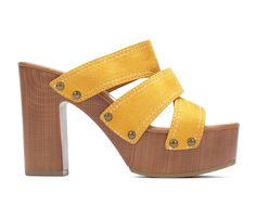 Women's Y-Not Groovy Heeled Sandals