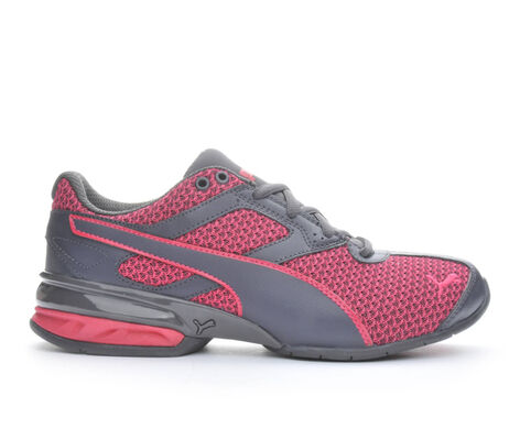 Girls' Puma Tazon 6 Knit 4-7 Running Shoes