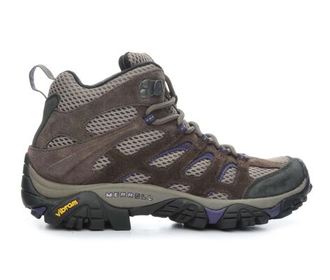 Women's Merrell Moab Mid Vent Hiking Boots
