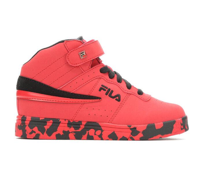 Boys' Fila Little Kid & Big Kid Mid Plus Mashup High Top Basketball Shoes
