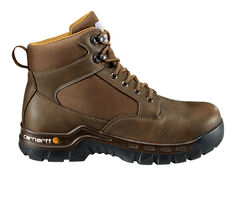 "Men's Carhartt CMF6284 Rugged Flex 6"" Steel Toe Boot Work Boots"