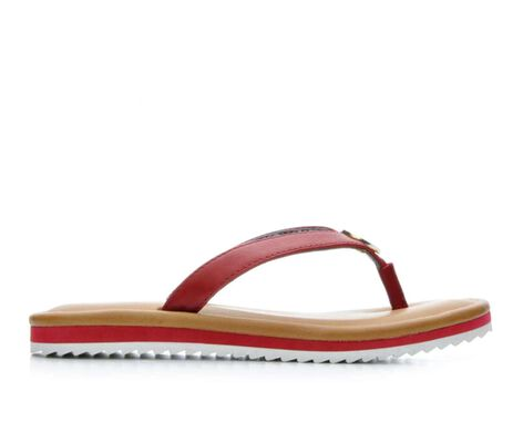 Girls' Tommy Hilfiger Jenna Circle 13-5 Flip-Flops