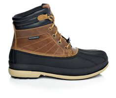 Men's Skechers Work Robards Waterproof 77065 Work Boots