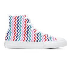Girls' Converse Little Kid & Big Kid CTAS Ric Rac High-Top Sneakers