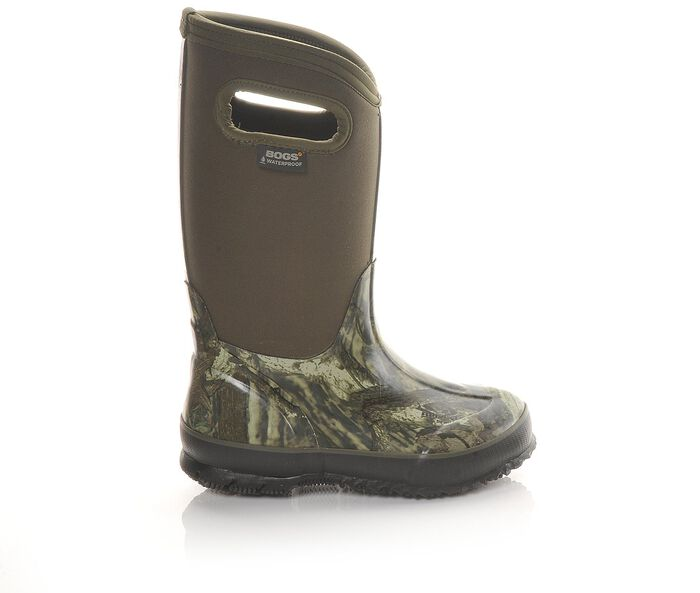 Boys' Bogs Footwear Classic Camo 10-6 Winter Boots
