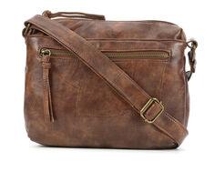 Bueno Of California Washed Embroidered Crossbody Handbag