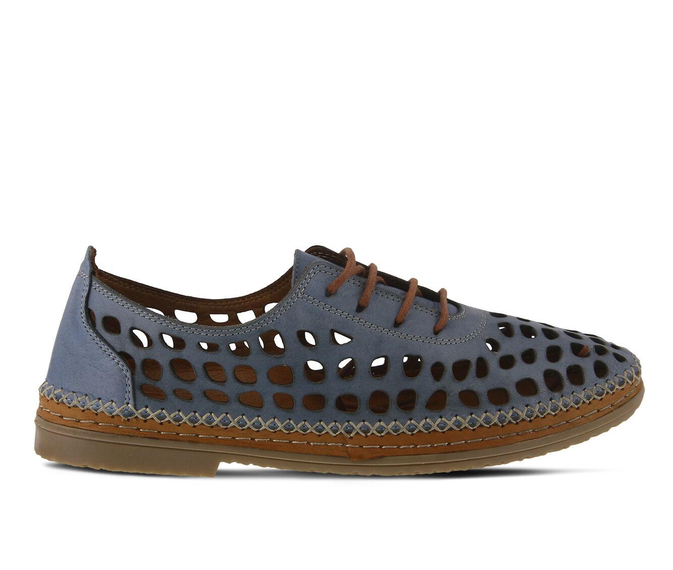 Women's SPRING STEP Bernetta Shoes Blue