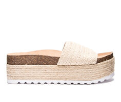 Women's Dirty Laundry Palm Desert Jute Flatform Sandals