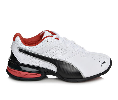Boys' Puma Tazon 6 SL Jr. 10.5-3.5 Running Shoes