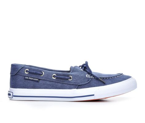 Women's US Polo Assn Stacy Boat Shoes