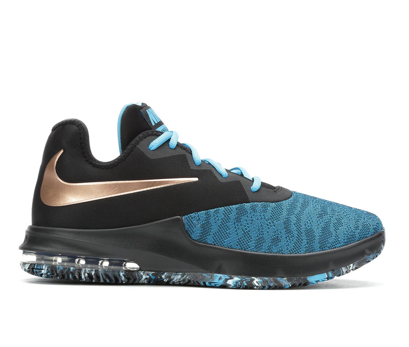 acheter en ligne 35fa0 6f049 Men's Nike Air Max Infuriate III Low Basketball Shoes