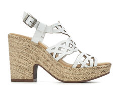 Women's Vintage 7 Eight Slam Heeled Sandals