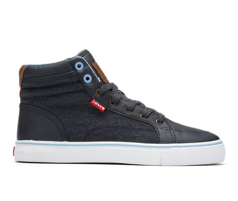 Women's Levis Ashbury Cacti Denim High Top Sneakers
