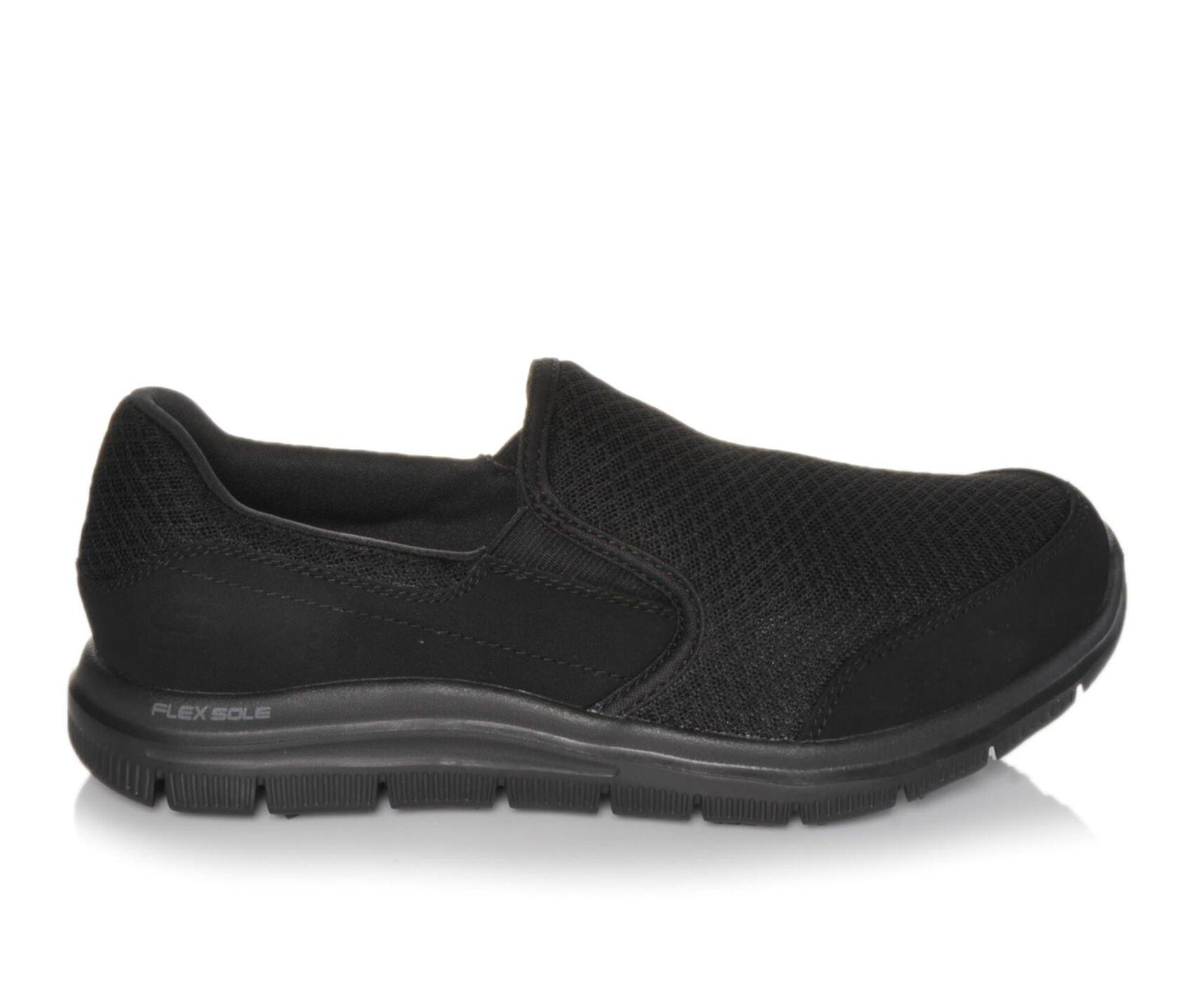 Women S Skechers Work 76580 Cozard Ladies Slip Resistant