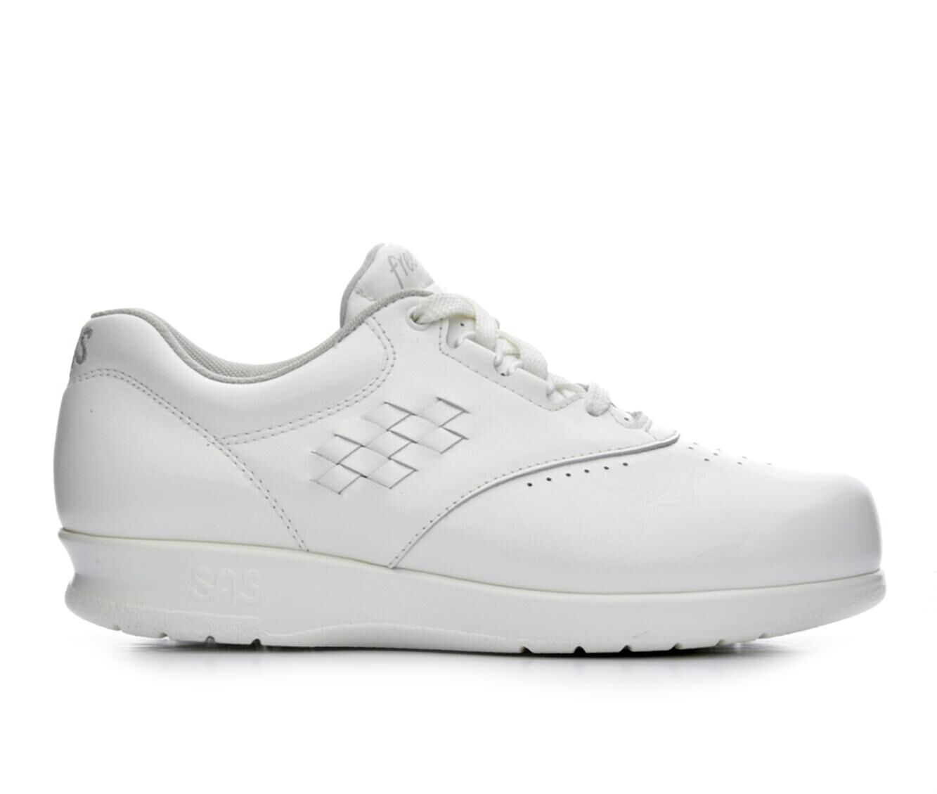 Women's Sas Freetime Comfort W Walking Shoes White