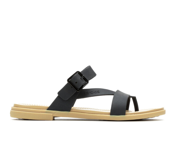 Women's Crocs Tulum Toe Post Sandals