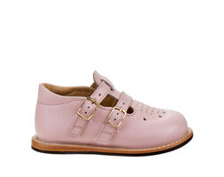 Girls' Josmo Infant & Toddler Buckle Walking Wide Width Shoes