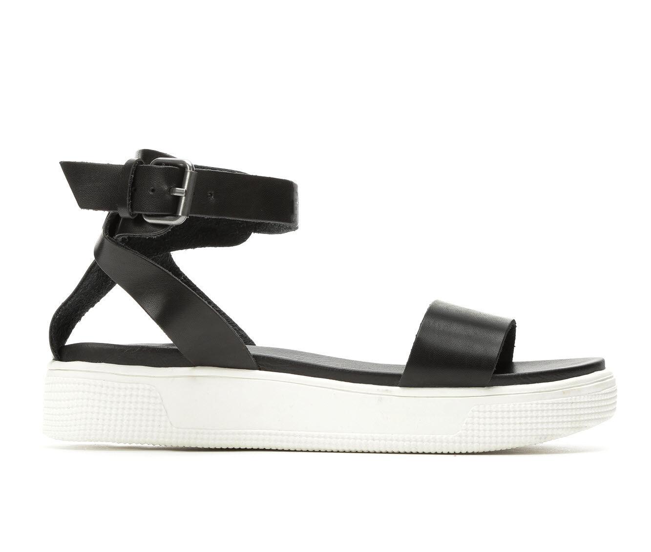 Women's MIA Ena Flatform Sandals Black