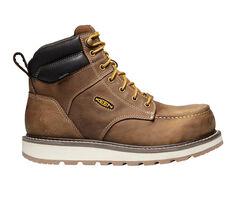 Men's KEEN Utility Cincinnati Waterproof Carbon Toe Work Boots