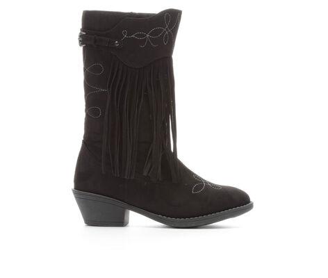 Girls' Paris Blues Rodeo 11-5 Cowboy Boots