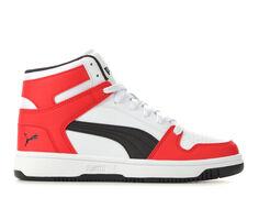 Boys' Puma Big Kid Rebound Layup Basketball Shoes