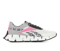 Girls' Reebok Big Kid Zig Dynamica Running Shoes