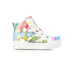 Girls' Skechers Toddler Dr. Seuss Twi-Lites 2.0 Sneetches High Top Sneakers