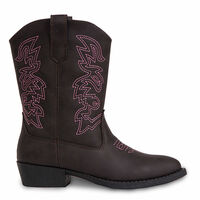 Kids' Deer Stags Little Kid & Big Kid Ranch Cowboy Boots