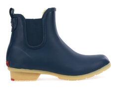 Women's Chooka Bainbridge Chelsea Ankle Rain Boots