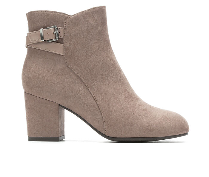 Women's Solanz Carolann Heeled Booties