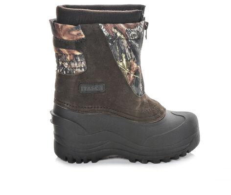 Boys' Itasca Sonoma Snow Stomper Camo 9-6 Winter Boots