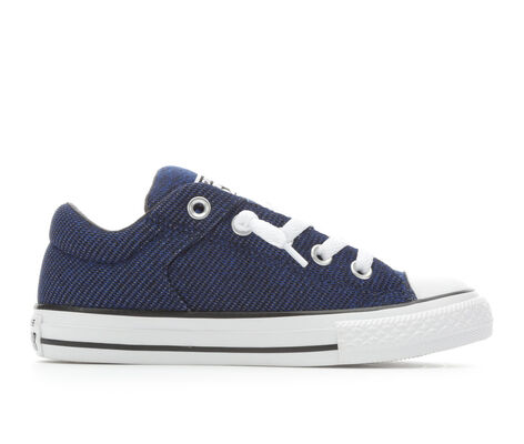 Kids' Converse Hi Street Ox Knit 10.5-6 Sneakers