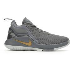 Boys' Nike Lebron Witness II 3.5-7 High Top Basketball Shoes