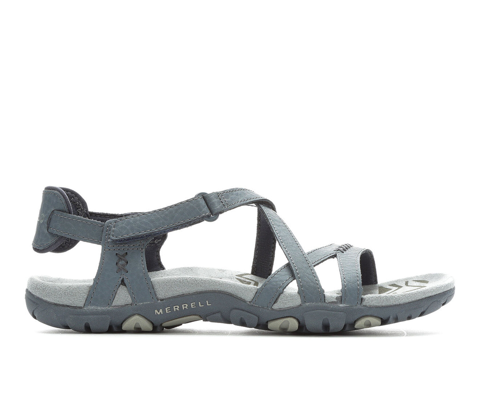 eec30b38168f71 Women  39 s Merrell Sandspur Rose Leather Outdoor Sandals. Carousel  Controls Previous