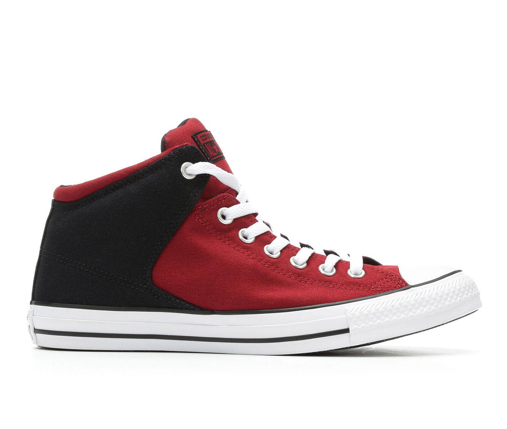42ef440c98f Men s Converse Chuck Taylor High Street Hi Colorblock Sneakers ...