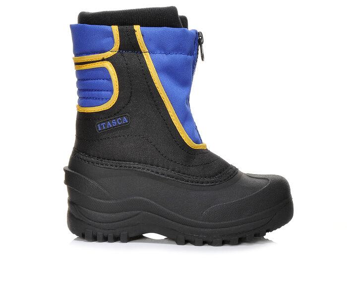 Boys' Itasca Sonoma Snow Storm II Zip Winter Boots