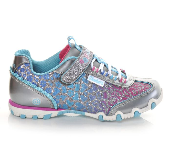 Girls' Skechers Prima-Wild Spun 10.5-3 Sneakers