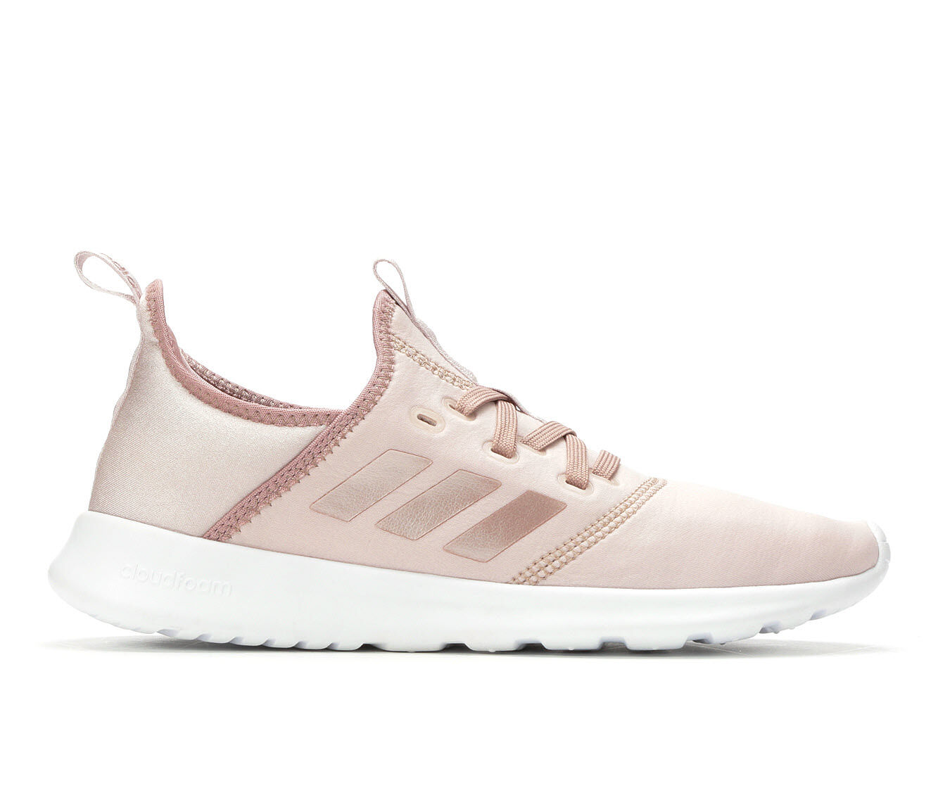 Women's Adidas Pure Sneakers Ice/Purple/Gry