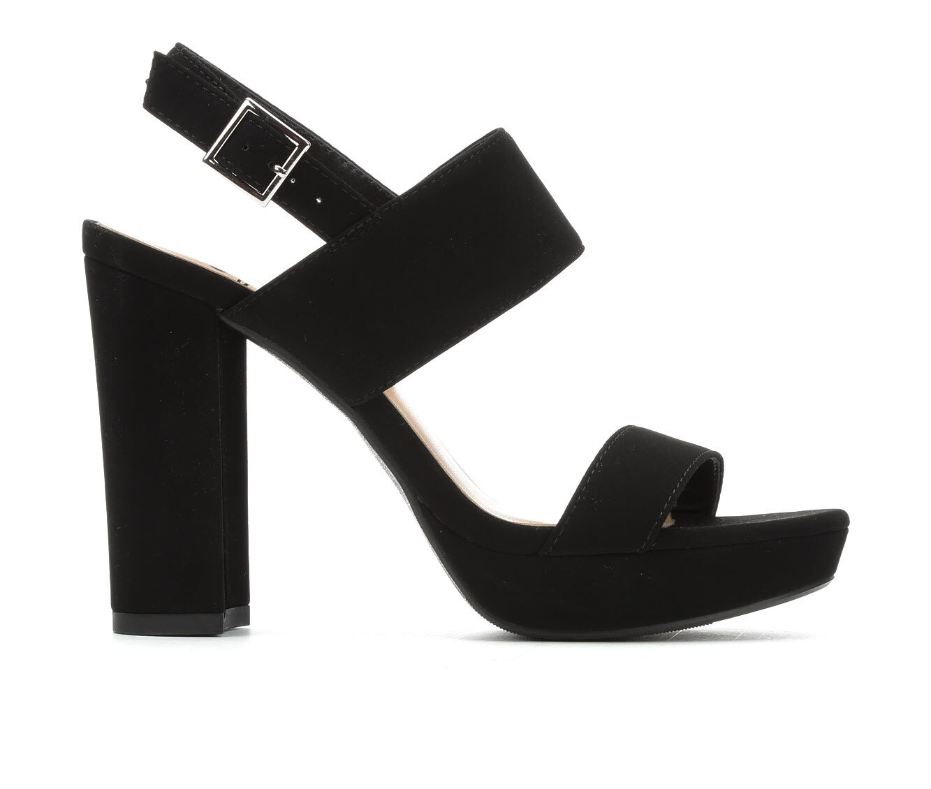 Lowest Price Women's Delicious Flake Dress Sandals Black