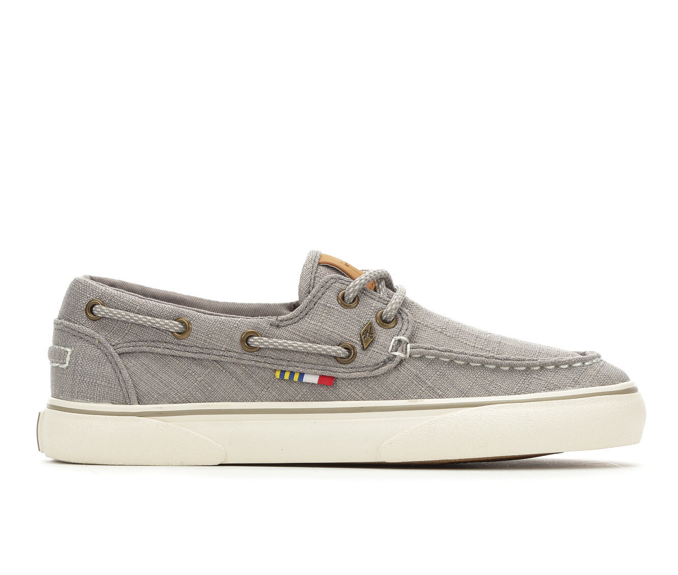 Women's Guy Harvey Gulf Sneakers Grey/Off White