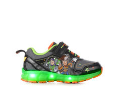 Boys' Disney Toddler & Little Kid Toy Story 10 Light-Up Sneakers
