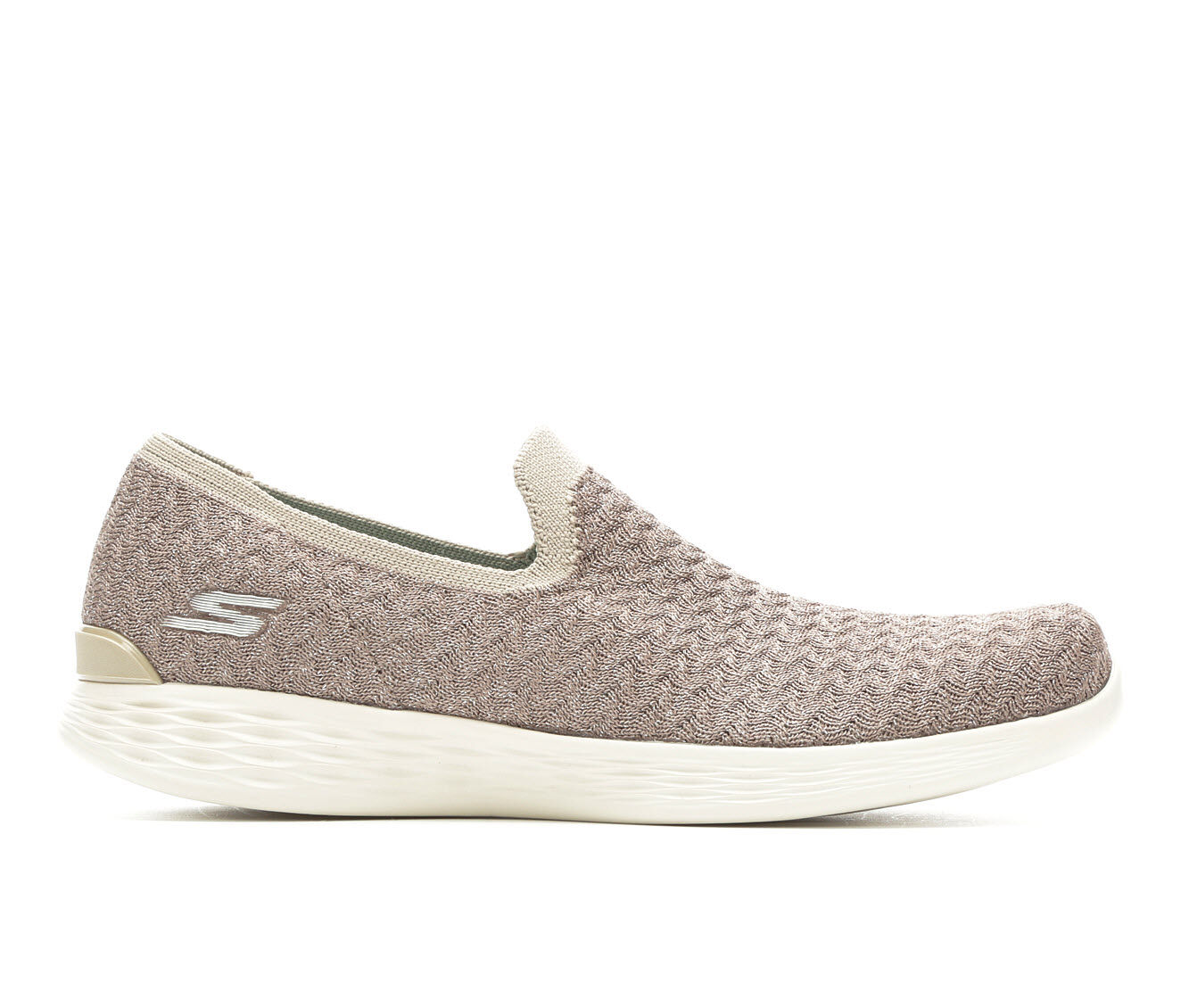 Durable Women's Skechers Go You Passion 15829 Sneakers Taupe